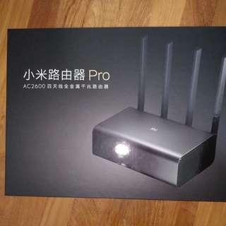 Xiaomi mi pro AC2600 router