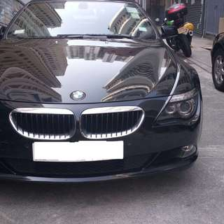 BMW 630I 開蓬CONVERTIBLE