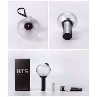 [PO] BTS OFFICIAL LIGHTSTICK VER. 2 (ARMY BOMB)