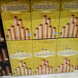 Gerry chocolatos