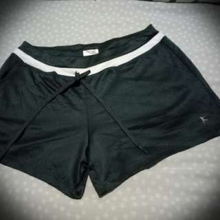 Authentic Danskin Now Fitness Drawstring Shorts