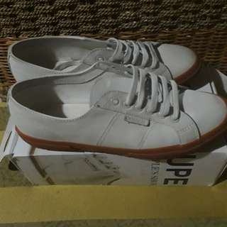 SUPERGA WHITE 2750-Nbku ORIGINAL