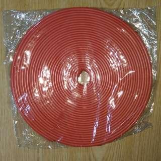 Car Rim Protector (Red)