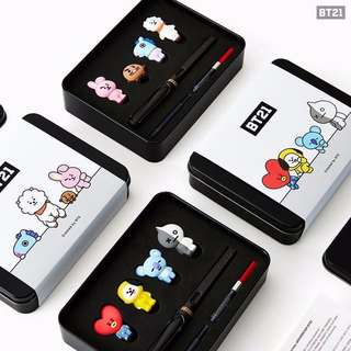 [PO] BTS BT21 OFFICIAL MD [MY GO🇲🇾]