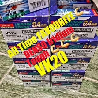 DENSO Iridium Tough VK20 (All Time favourite) spark sparks plug
