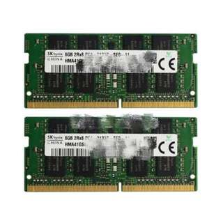 Laptop Ram Hynix DDR4 16GB(2x8GB) 2133M