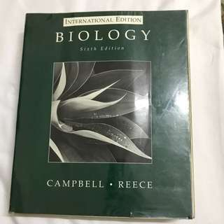 Campbell and Reece's  Biology 6e