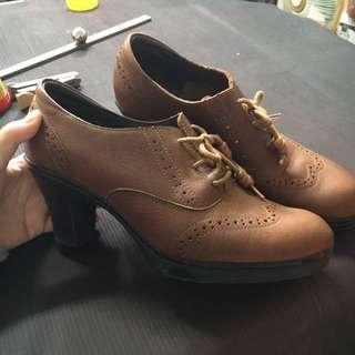 orware 24號 手工 皮鞋 牛津鞋