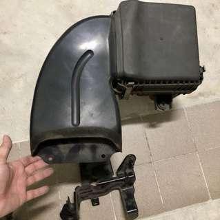 Evo 9 Stock Air Filter Box (Genuine)