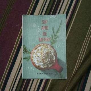 Starbucks Promo Card