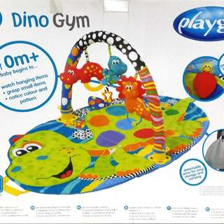 Playgro 3 in 1 Safari Super Gym
