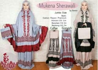 Mukena Sherawali