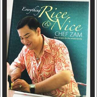 Everything Rice & Nice- Chef Zam (local Asian recipes)