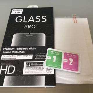Iphone6/6s/7玻璃貼 Glass screen protection