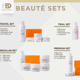 Beaute products