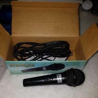 Scandyna SM-22 Cord Microphone