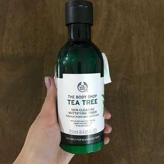 Tea Tree Mattifying Tonner