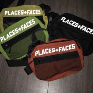 Places faces Bag