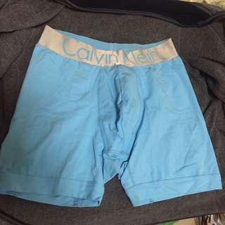 Calvin Klein Steel Cotton Boxer Brief 棉