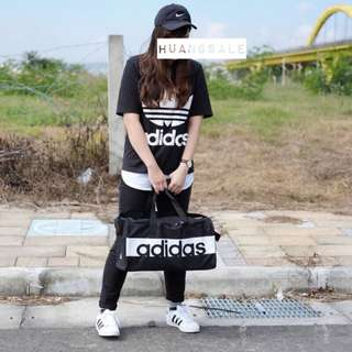 🚚 Adidas bag 旅行袋 手提袋 行李袋 健身包