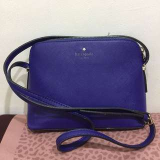 KATE SPADE Irini Cove Street Crossbody Bag (Authentic)