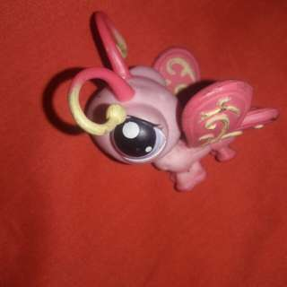 Littlest pet shop butterfly