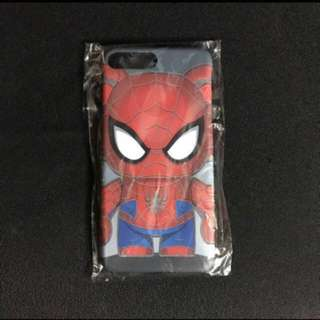 55 Iphone7plus/8 plus case Spiderman luminous(蜘蛛俠夜光)✨全新✨