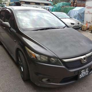 Honda Stream  RSZ  1.8L(A) Year 2007