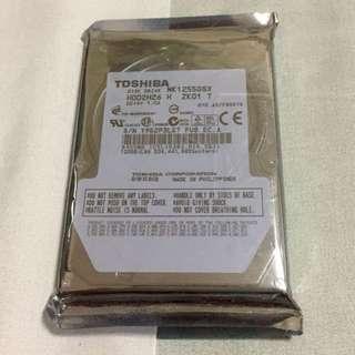 Toshiba HDD 120gb (PS3)