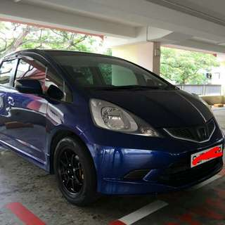 honda fit RS 1.5A vtec