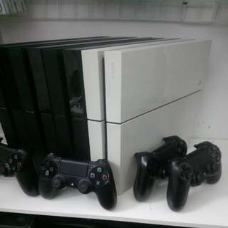 PS4 GAME CONSOLE