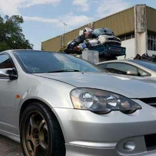 Honda Intergra  Type R (DC5R) 2.0L(M) Vtec 6Speed Superb