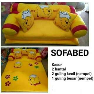 Sofabed beli 1 gratis 1 + free ongkir