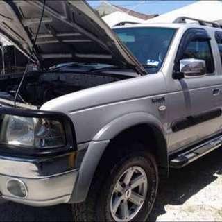 Ford ranger sambungbayar