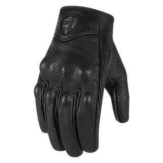 Icon Pursuit Perforated Gloves (M)