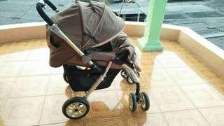 Preloved stroller pliko