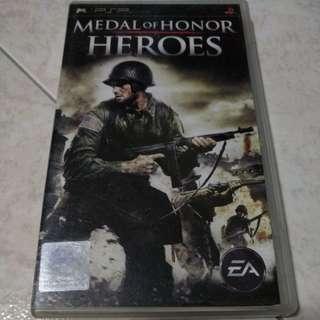 PSP - Medal Of Honor: Heroes