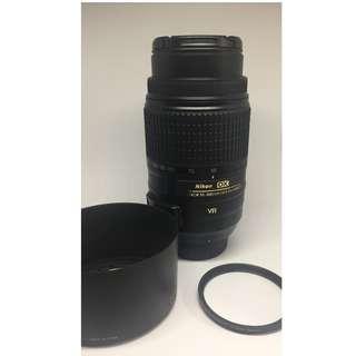 [USED] Nikon AF-S DX NIKKOR 55-300mm f4.5-5.6G ED VR Lens, Condition Like NEW
