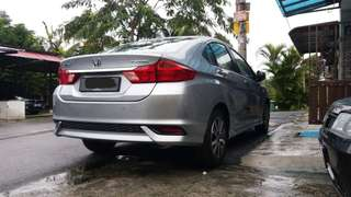HONDA CITY S CONTINUE LOAN