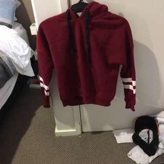 Cropped jumper