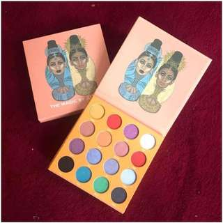 THE MAGIC BY JUVIA EYESHADOW
