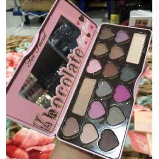 TOO FACED CHOCOLATE PINK