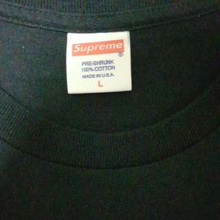 #RARE! Supreme X Wackies 2013 Capsule Collection, Size L