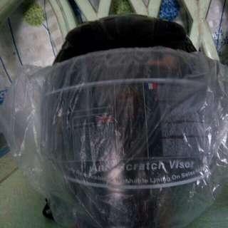 Hnj helmet w/box.