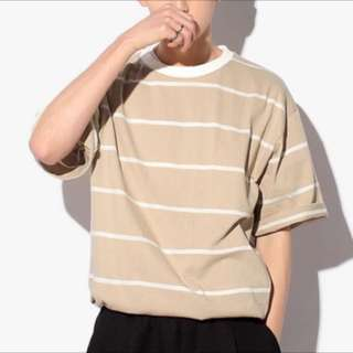 [PO] Striped Shirt