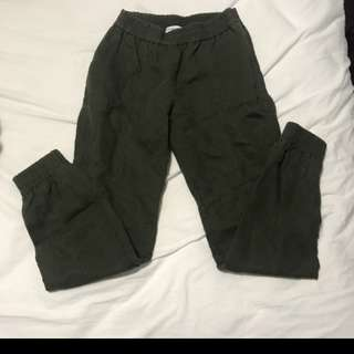 NEW COMMUNITY ARMY JOGGERS