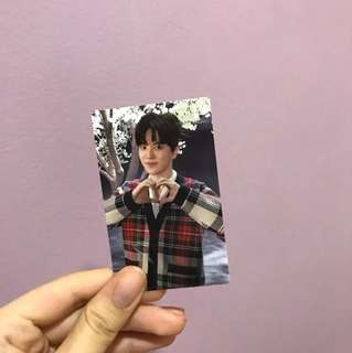 [WTT/WTS] SUNGJONG INFINITE TOP SEED PHOTOCARD