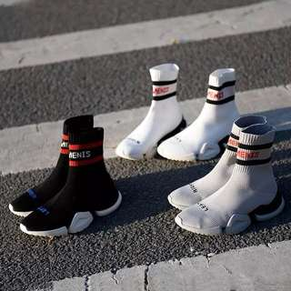 彈力襪子鞋