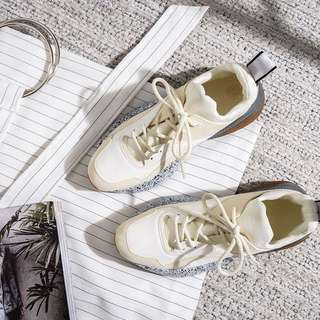 ulezang厚底休閒鞋