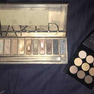 Tested/brand new makeup: Urban Decay, MAC, Too Faced, Fairy Drops, Billion Dollar Brows, NARS, MUFE, Rimmel, Maybelline